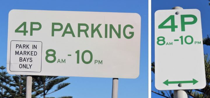 Maroubra Beach Free Parking