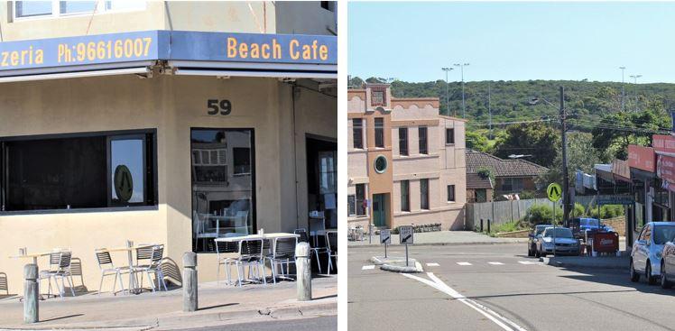 Malabar Beach Cafe Sydney