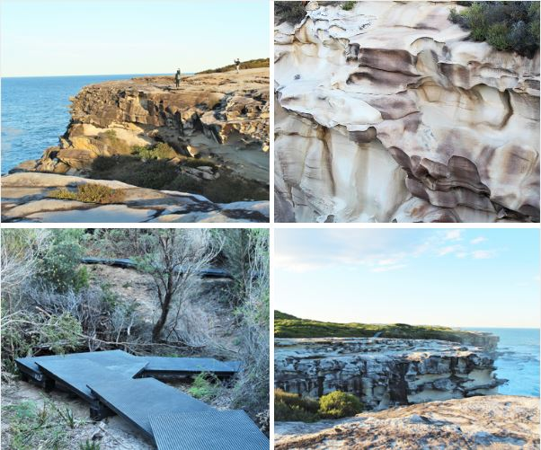 Guide to a beautiful two-hour cliffside walk in Kurnell, Sydney, along the Cape Baily Track, Polo Trail and Cape Solander Track. Explore Kamay Botany Bay National Park, enjoy both ocean views and shrubland, see Australian birds, the Cape Baily Lighthouse and go whale watching at the Cape Solander viewing platform.