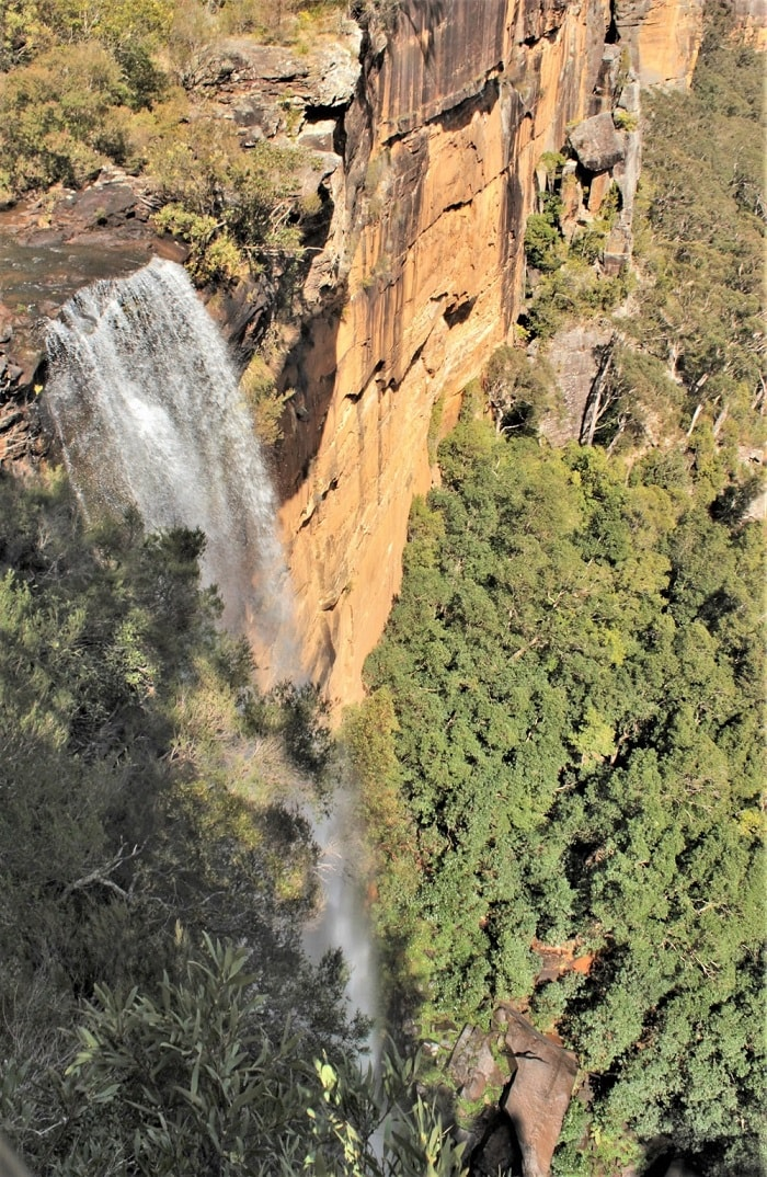 Fitzroy Falls in Morton National Park, Southern HIghlands NSW, Australia.
