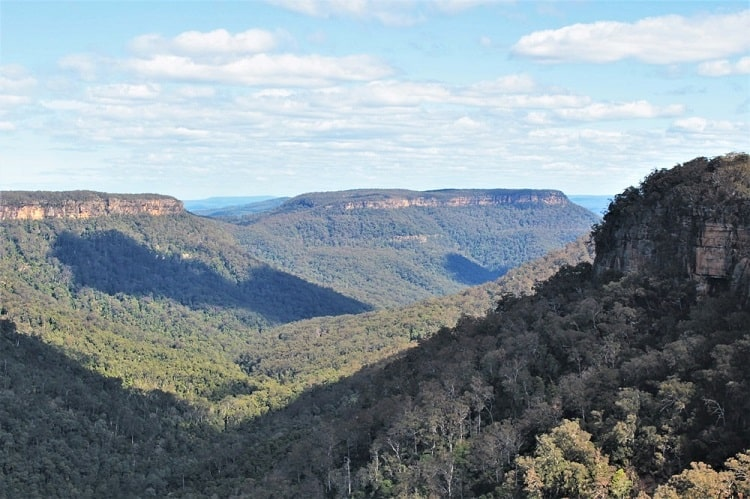 Discover Fitzroy Falls in the Southern Highlands on a trip from Sydney.