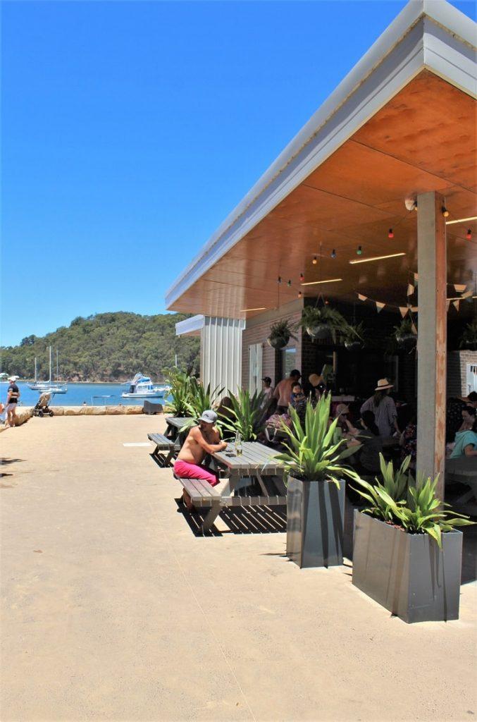 Umina Beach Playground Cafe