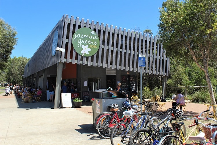 Central Market Cafe Far West