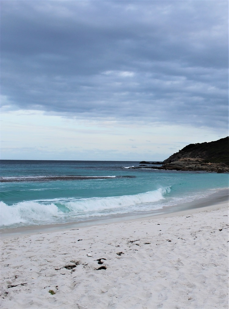 What to see and where to stay in beautiful Bremer Bay WA. Discover amazing beaches, one of Australia's largest national parks and how to see killer whales in Western Australia!