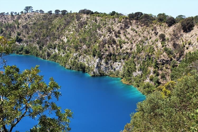Discover five unusual Mount Gambier attractions in this unique city in South Australia set on an extinct volcano. Visit sinkholes, the blue lake and more.