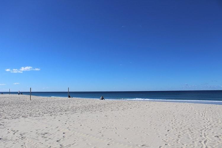 Beautiful Broadbeach at the Gold Coast, Queensland.