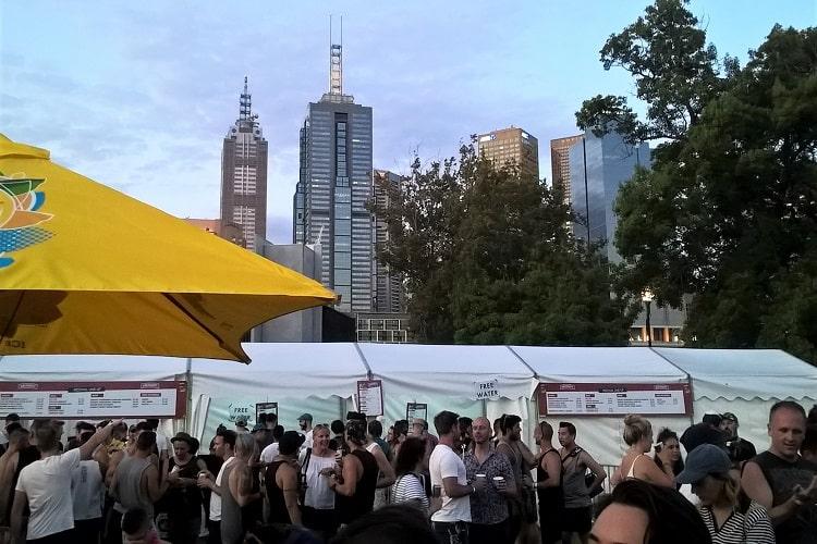 Melbourne Midsumma Festival - Melbourne life.