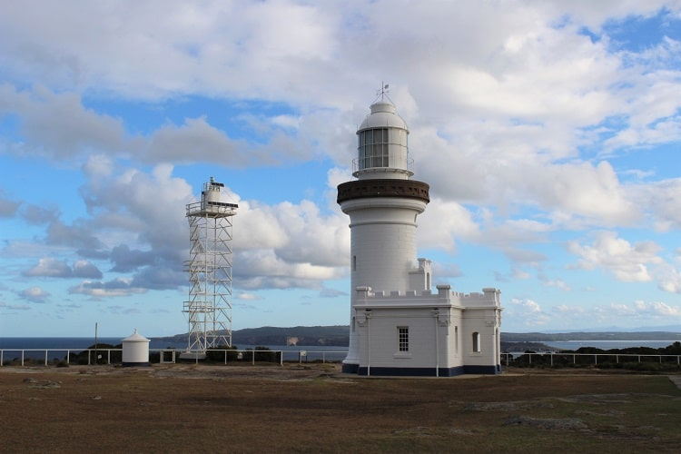 Point Perpendicular Lighthouse.