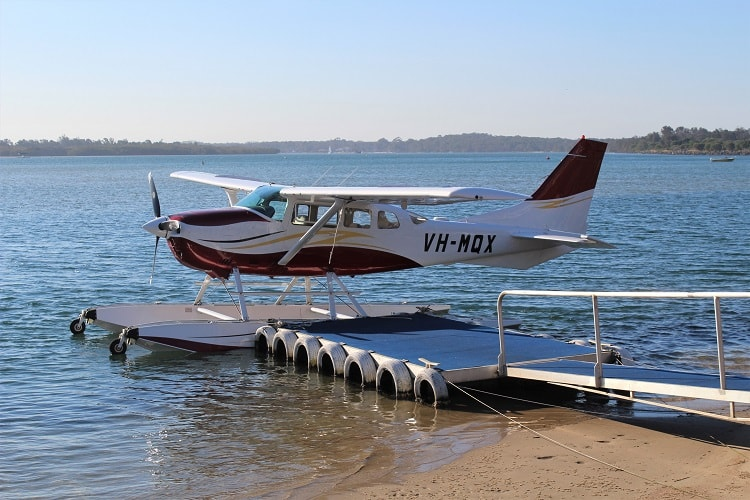 Port Macquarie seaplanes: one of the top things to do in Port Macquarie.