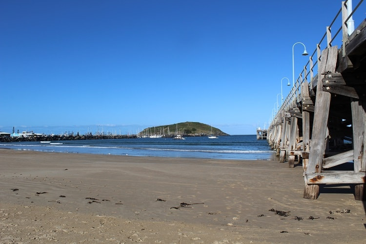 Visit Muttonbird Island - one of many things to do in Coffs Harbour, NSW.