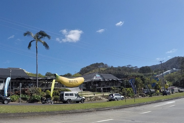 The Big Banana fun park - things to do in Coffs Harbour.