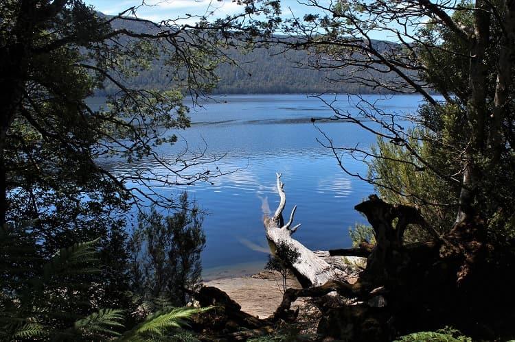 Gorgeous Lake St Clair in Tasmania.