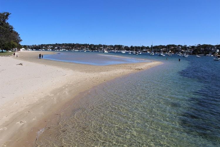 Beautiful views on the Cronulla Beach Walk in Sydney (the suburb where YouTuber Sarah Stevenson of Sarah's Day lives)!