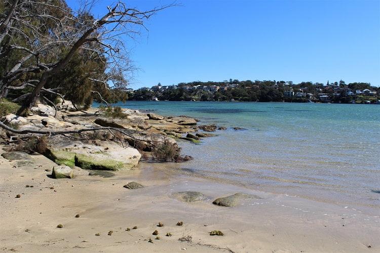 Gorgeous Sydney beach at Darook Park, Cronulla.