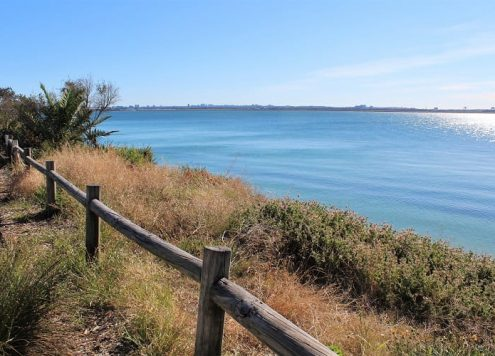 The top things to do in Brighton-Le-Sands, near Sydney airport. Discover waterside restaurants & cafes, a quiet beach, safe swimming area & walk/cycle path.