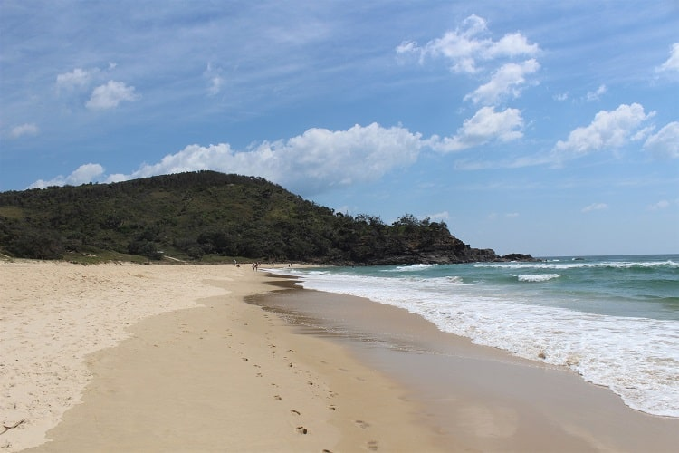 Sunshine Beach to Noosa Heads coastal walk starts here!